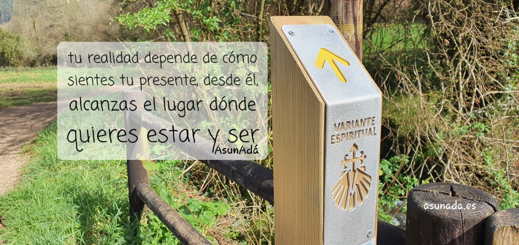 Camino Espiritual a Santiago por Armenteira AsunAdá
